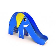 """МФ-1.68.1 - Детская горка """"Слон"""""""