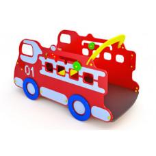 """МФ-1.4.5 Детская игровая форма """"Пожарная машинка"""""""