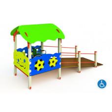 Детский игровой комплекс СПЕЦ-МФ-1.1