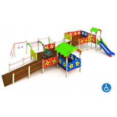 Детский игровой комплекс МГН-1.2