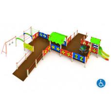 Детский игровой комплекс МГН-1.4