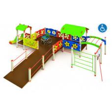 Детский игровой комплекс МГН-1.5