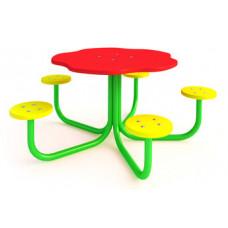 """МФ-1.34 - Детский столик """"Семицветик"""""""