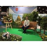 XIV Международная выставка «ЖКХ России», г. Санкт-Петербург